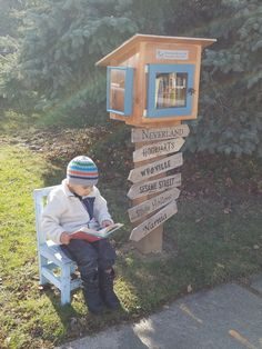 Little Free Library® (@LtlFreeLibrary) | Twitter