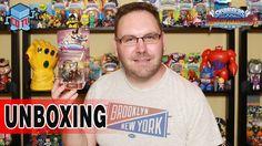 Skylanders SuperChargers Smash Hit Unboxing