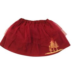"Skirt Grecha ""fir-tree"" for kids."