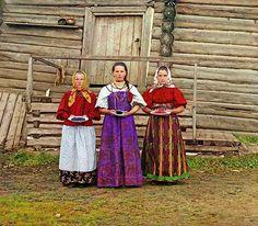 campesinas rusas