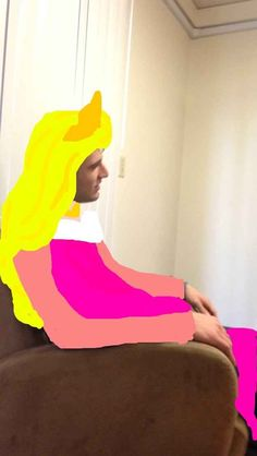 Aurora from Sleeping Beauty | Student Turns Roommate Into A Variety Of Disney Characters On Snapchat