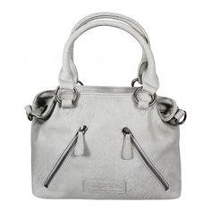 Fritzi aus Preußen Luisa Damen Tasche Kuba Shell (grau)