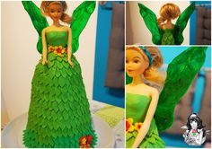 Tinker Bell Torte Tinker Bell Cake  https://www.facebook.com/ChristinasCakeFactory/