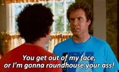 Stepbrothers - roundhouse your ass! | °••My Fave Movie Quotes ...