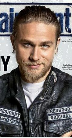 Jax SOA  Yum! tell me u dont wanna lick him!