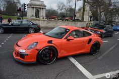 Porsche 991 GT3 RS 3