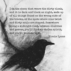 Excerpt from the poem Twisted Sins Image- artist unknown  #poem #love #poetsofig #passion #poetrycommunity #writerscommunity #nicolelyons #writer #poetryisnotdead #poetryinmotion #quote #quoteoftheday #qotd  #relationships #truth  #memories #us #canadianpoet #creative #sin #words #amwriting #darkness #spirit #night #midnight #twisted #night