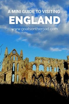 A Mini Guide to Visiting England  England   Vising UK   Mini Guide to England