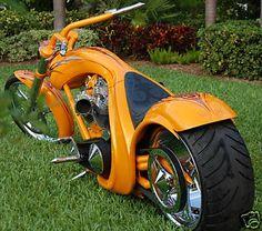 2005 Custom Chopper