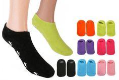 Topseller-1Pair Massage gel socks Silicone Moisturizing Gel Heel ...