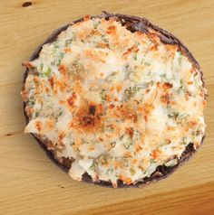 Serve these decadent Crab-Stuffed Mushrooms for a romantic dinner-for-two on Valentine's Day.