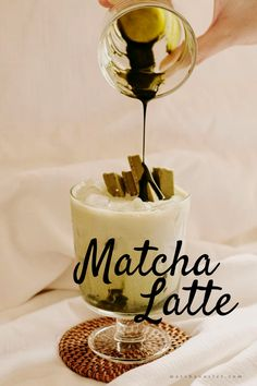 Starter Matcha Organic Green Tea Powder contains the antioxidants of regular green tea, making it an effective way to bolster the immune system and it's very healthy of your skin. Organic Green Tea, Green Tea Powder, Matcha, Latte, Fragrance, Cooking, Sweet, Desserts, Kitchen