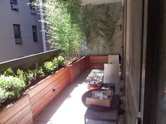 terrace garden planters - Google Search
