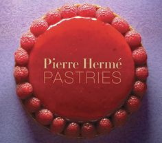 Pierre Herme' in Paris makes very complicated, amazingly delicious pastries.