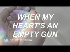 Pray (Empty Gun) - Bishop Briggs (Lyrics) - YouTube Why Pray, Bishop Briggs, Cant Have You, Lyric Quotes, Song Lyrics, Empty, Ears, Gun, Songs