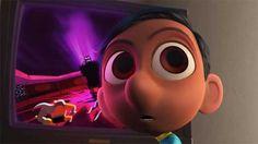 Dietro le quinte del cortometraggio Pixar, Sanjay's Super Team - Sw Tweens