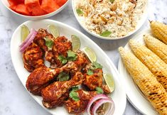 You don't need to build a tandoori oven to get tandoori chicken at home. Marinate your chicken overnight and then slowly steam them in your slow cooker for tender, delicious chicken.