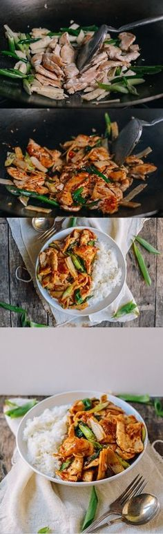 Spicy Chinese Stir Fry Recipe
