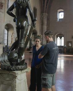 BTS of Lost in Florence