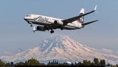 Alaska Airlines N558AS aircraft at Seattle / Tacoma - Int photo