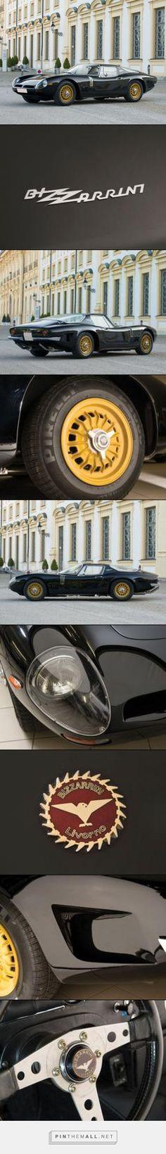 1966 Bizzarrini GT Strada 5300 | London 2015 | RM Sotheby's
