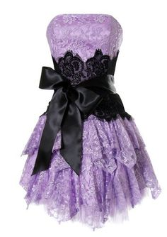 Ever Beauty Strapless Lace Ruffle Short Prom Cocktail Gown with Black Sash Lavender Size 4 Ever Beauty http://www.amazon.com/dp/B00JB3NXV0/ref=cm_sw_r_pi_dp_XDE3tb1WNRQVGFW1