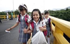 COLOMBIA VENEZUELA