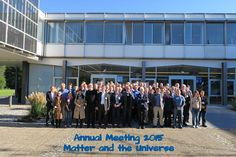 Annual Meeting, Group Pictures, Scientists, Physics, Universe, Wedding Ring, Research Centre, Group Shots, Cosmos