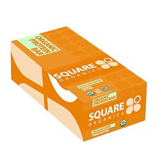 Square Organics Organic Chocolate Coated Protein Bar Peanut Butter 203 Ounce >>> Check this awesome product by going to the link at the image.