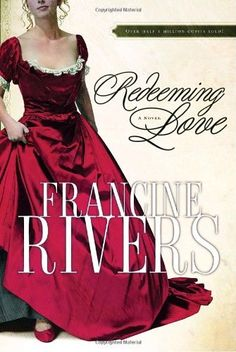 Redeeming Love by Francine Rivers ... This book is fantastic! Paints a portrait of God's love for us through an intriguing story....you will never read the Bible book of Hosea the same way again... a MUST READ!!