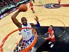 Allstar | NIKE LEBRON - LeBron James - News | Shoes | Basketball