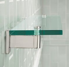 Modern Glass Shelf  $129