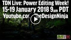 Day 1: Power Editing Week with @tonyharmer aka The Design Ninja  http://videotutorials411.com/day-1-power-editing-week-with-tonyharmer-aka-the-design-ninja/  #Photoshop #adobe #lightroom #graphicdesign #photography