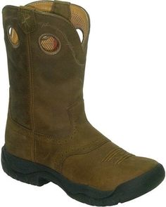 Twisted X Women's All Around Western Boots, Brown