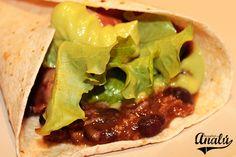 burrito, chile con carne