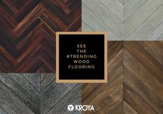 KROYA Floors   WHAT TO EXPECT ON 2015 DECORINTEX Letter Board, Floors, Lettering, Wood, Home Tiles, Flats, Woodwind Instrument, Timber Wood, Drawing Letters