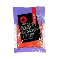 Obento Sliced Pickled Ginger 100g
