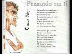 Pensando em Ti - Caetano Veloso