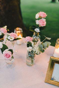 Mesa de Firmas con Rosas
