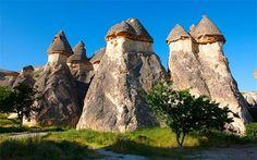 Peribacaları, Kapadokya, Türkiye