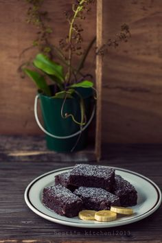 HESTI'S KITCHEN : yummy for your tummy: Brownies Pisang