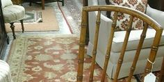S/4 Rattan Side Chairs