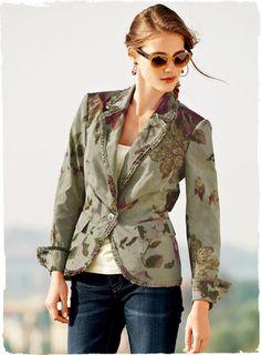 Impressionist Jacket