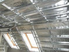 Gipszkartonozás tetőtérben