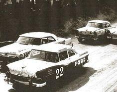 1956 -     Ford Fairlane VS. Chrysler