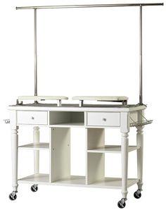 Martha Stewart Living™ Laundry Storage Laundry Cart - Laundry Organization - Storage & Organization - Storage & Display | HomeDecorators.com