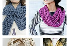 Crocheted scarves are my favorite projects to make, especially for the winter season. For today's Crochet-A-Day series project, I'm sharing my quick and easy one skein Chunky Crochet Cowl. It's an infinity scarf crocheted in the round, making it fun... Continue Reading →