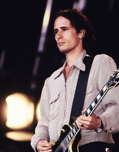 Jeff Buckley, Glastonbury 1995.
