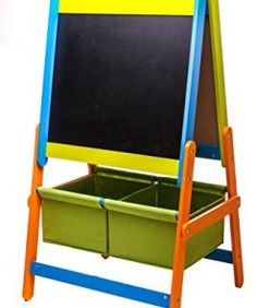 3-in-1-art-easel-w-paper-roll-storage-bins-and-magnetic-letters-numbers-0
