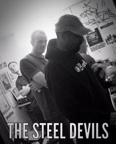 """The Steel Devils """"Full Clip"""" Show is back next Wednesday 13th January on Mixlr. It's also my birthday so lots of special guests and a block party vibe. Come join us #TheIncredibleDeeJayRandom #TheSteelDevils #TheFullClipShow #HipHop #Birthday #DJ #DJLife #Rap #Funk #Soul #Turntablism #Vinyl #Scratching #Real #Live #Broadcast #Mixlr #Beats #BlockPartyVibe #45 #BeAListenerNotALoser #Fuckery by mrdeejayrandom http://ift.tt/1HNGVsC"""
